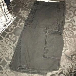 Levi's cargo shorts size 40 waist